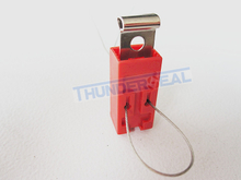 Plastic Security Wire Seals