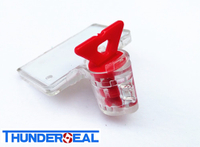 Double Safe Twist Tight Toolless Meter Seal-wire seals